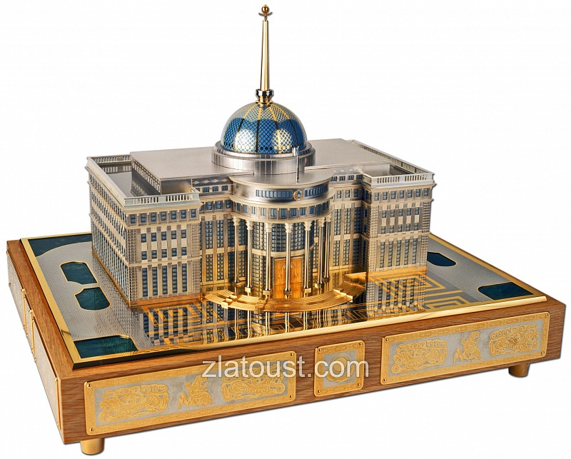 Souvenir Table «Palace Of The President Of Kazakhstan Acorda»