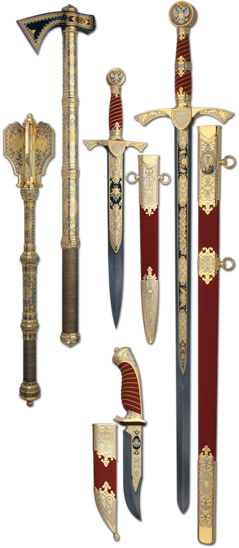 Set Weapons