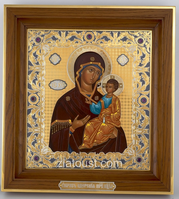 Iver Image Of The Blessed Virgin
